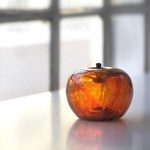 Amber-colored-apple